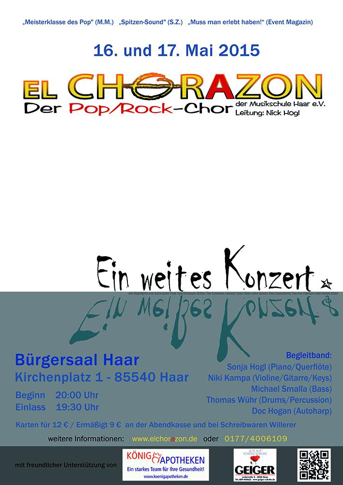 Events - El ChorAzón - Der Pop/Rock-Chor